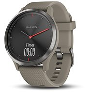 Garmin vívomove HR Sport Black Sandstone - Smartwatch