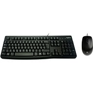 Logitech Desktop MK120 HU - Mouse/Keyboard Set