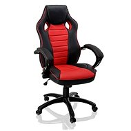 Hawaii Deluxe racing red / black - Office Chair