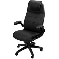 HAWAJ Deluxe Black - Office Armchair