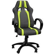 HAWAJ green/black with stripes - Office Chair