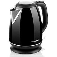 Hyundai VK302B, Black - Rapid Boil Kettle