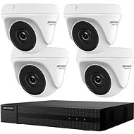 HikVision HiWatch HWK-T4142TH-MH, KIT, 2MP, Recorder + 4 Cameras, 4ch, 1TB HDD