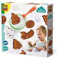 SES Bath game - poop hunting - Creative Kit