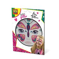 Creative Kit SES Glitter Face Tattoo - Butterfly