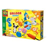 SES Manufacture of balloons from inflatable balloons
