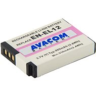 AVACOM for Nikon EN-EL12 Li-ion, 3.7V, 1050mAh - Camera Battery