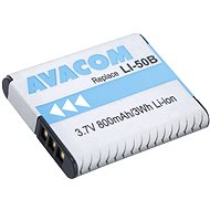 AVACOM for Olympus LI-50B Li-ion 3.7V 925mAh - Spare battery