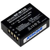AVACOM for Fujifilm NP-W126 Li-ion 7.2V 1100mAh 7.9Wh - Camera Battery