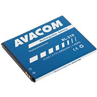 AVACOM for Lenovo A536 Li-Ion 3.7V 2000mAh (replacement BL210) - Mobile Phone Battery