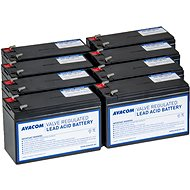 AVACOM replacement battery for RBC105 (8-pack) - Battery Kit