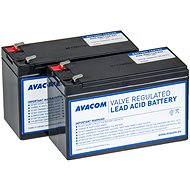 AVACOM battery kit for the revitalisation of RBC124 (2pcs) - Battery Kit