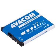 AVACOM for Nokia 6111 Li-Ion 3.7V 750mAh (replacement for BL-4B) - Mobile Phone Battery