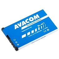 AVACOM for Nokia 5310 XpressMusic Li-Ion 3.7V 860mAh (Replacement for BL-4CT) - Mobile Phone Battery