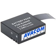 AVACOM for Sjcam Li-Ion 3.7V 950mAh 3.5Wh for Action Cam 4000, 5000, M10 - Camcorder battery
