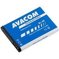 AVACOM for Nokia 3220, 6070, Li-Ion 3.7V 890mAh (replacement for BL-5B) - Laptop Battery
