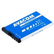 Avacom for Nokia 5230, 5800, X6 Li-Ion 3.7V 1320mAh (Replacement for BL-5J) - Mobile Phone Battery