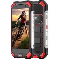 iGET Blackview GBV6000s Red - Mobile Phone
