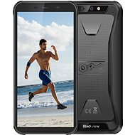 Blackview GBV5500 Plus Black - Mobile Phone