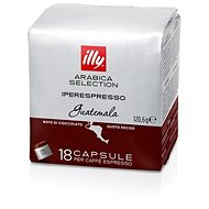 ILLY HES Home 18 pcs GUATEMALA - Coffee Capsules