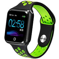 IMMAX SW10 black-green - Smartwatch