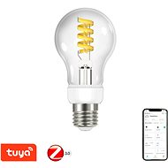 Immax Neo SMART LED Filament E27 5W, Warm - Cool White, Dimmable, Zigbee 3.0 - LED Bulb