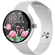IMMAX Lady Music Fit Silver - Smartwatch