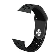 IMMAX for SW10, SW13, Apple Watch, Black - Watch band