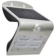 Immax SOLAR LED reflector with sensor, 3.2W, silver - Lamp