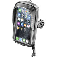 "Interphone Master with Handlebar Mount, for Phones max. 6.7"", Black - Mobile Phone Holder"