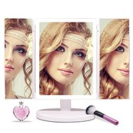 IQ-TECHFascinate 3D iMirror, White - Makeup Mirror