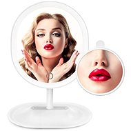 IQ-TECH iMirror Charging, White - Makeup Mirror
