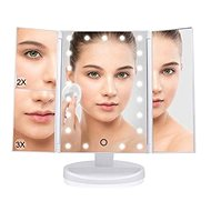 IQ-TECH iMirror 3D Magnify, white - Cosmetic Mirror