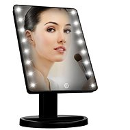 iMirror Cosmetic Make-Up Mirror with LED Dot Lighting, Black - Makeup Mirror