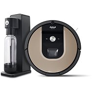 iRobot Roomba R976 + Limo Bar Twin Free - Robotic Vacuum Cleaner