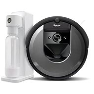 iRobot Roomba i7158 + Limo Bar Twin for Free - Robotic Vacuum Cleaner