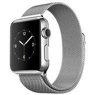 Apple Watch 38mm Stainless Steel Case with Milanese Loop - Smartwatch