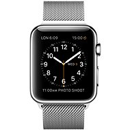 Apple Watch 42mm Stainless Steel with Milanese loop - Smartwatch