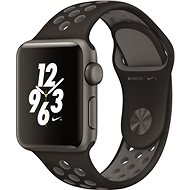 Apple Watch Series 2 Nike+ 38mm Space Gray Aluminium Case with Anthracite-Black Nike Sport Band - Smartwatch