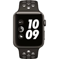 Apple Watch Series 2 Nike+ 42mm Space Gray Aluminium with Anthracite Black Nike Sport Band - Smartwatch