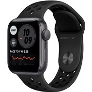 Apple Watch Nike SE 40mm Space Grey Aluminium with Anthracite/Black Nike Sports Strap - Smartwatch
