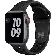 Apple Watch Nike SE 40mm Cellular Space Grey Aluminium with Anthracite/Black Nike Sports Strap - Smartwatch
