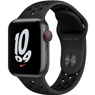 Apple Watch Nike SE Cellular 40mm Space Grey Aluminium Case with Anthracite/Black Nike Sport Band - Smartwatch