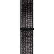 40mm Apple Watch Black Nike Sport Strap - Watch band