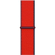 Apple Watch 44mm Threaded Sports Strap Red - Watch band