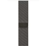 Apple Watch 44mm Graphite Grey Milanese Loop