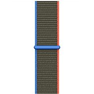 Apple Watch 40mm Olive Threaded Sports Strap - Watch Band