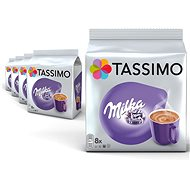 Tassimo CARTON 5 x Milka Big Disc 240g - Coffee Capsules
