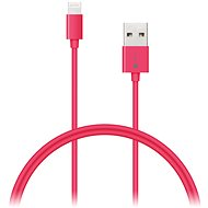 CONNECT IT Colorz Lightning Apple 1m pink - Data cable