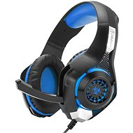 CONNECT IT CHP-4510-BL Gaming Headset BIOHAZARD blue